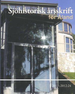 Sjöhistorisk årsskrift för Åland 2011 - 2012:24 - Karlsson