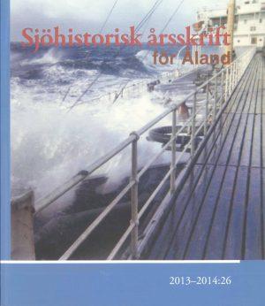 Sjöhistorisk årsskrift för Åland 2013 - 2014:26 - Karlsson