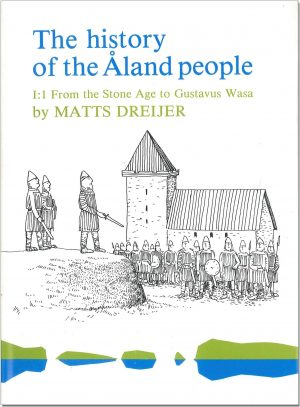 The history of the Åland people