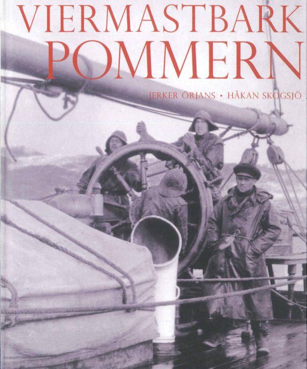 Viermastbark Pommern - Örjans