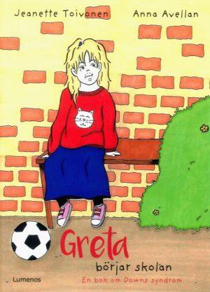 Greta börjar skolan