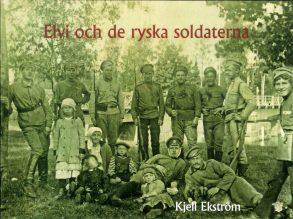 Elvi och de ryska soldaterna framsida