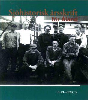 Sjöhistorisk årsskrift 2019-2020