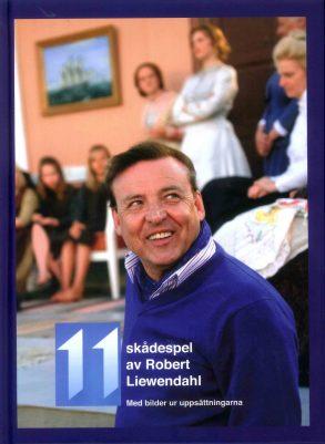 11 skådespel av Robert Liewendahl framsida