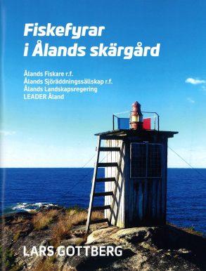 Fiskefyrar i Ålands skärgård - framsida